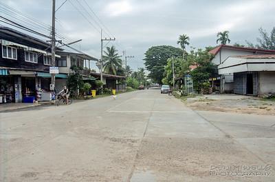 Sangka Petchor Road / Satorn Road, Sangka