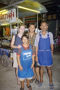 Sangka Khao Mun Gai stand, Losuwan Road, Sangka