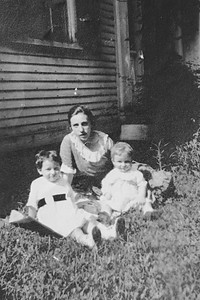 Florence Schiller Ryack, Jenny Schiller and Billy Schiller