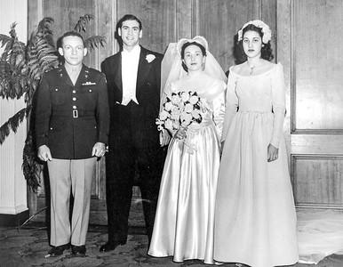 Bike and Sisi's Wedding - Billy, Bike, Sisi, and Adabelle Gibbs