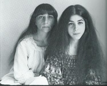 Barbara Schiller Osborne and Amy Schmertzler Anisimov