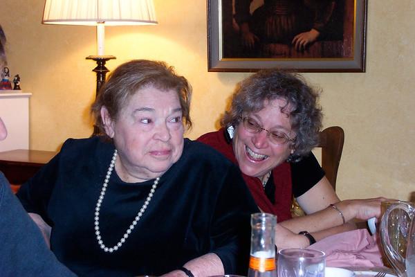 Bea and Henrietta