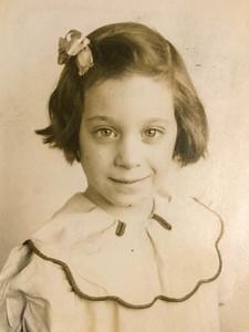 Henrietta - age 5