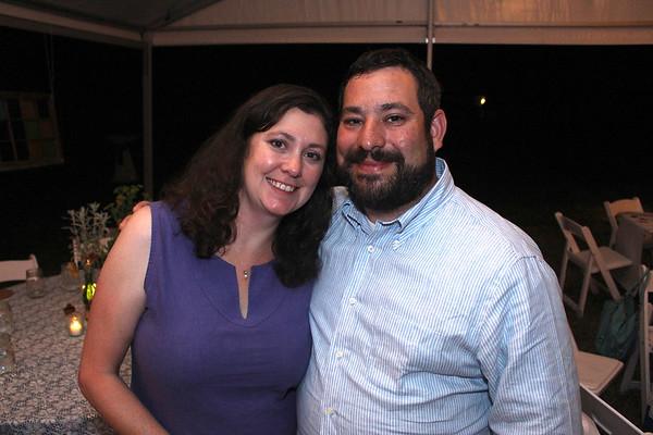 Ashley Peterson and Adam Davis