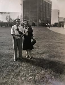 Saul and Celia - 1940 World Fair