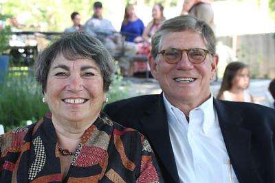 Mara and Phil Kahn