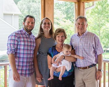 Jeff, Lauren, Barbara Claire and Allen