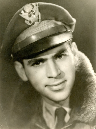 Captain Byron B. Schiller - US Army Airforce