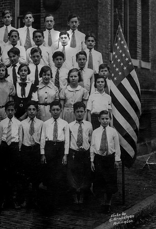 Byron - Class of 1943 Christopher Gibson School