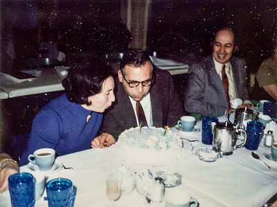Bike and Sisi celebrating an anniversary