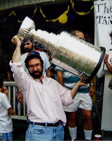 Stanley Cup fo rPneguins 1992