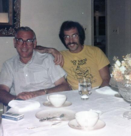 Byron and John
