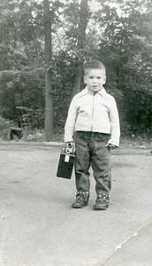 John age 3
