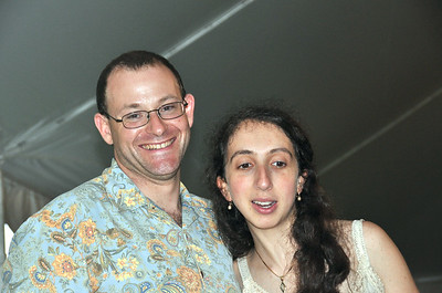 Marisa and Steve Melamed