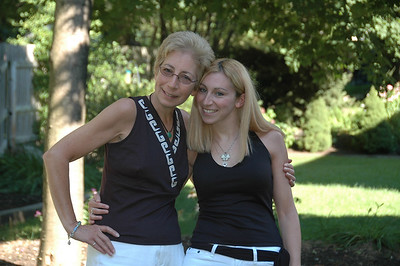 Debby and Hilary Alexander