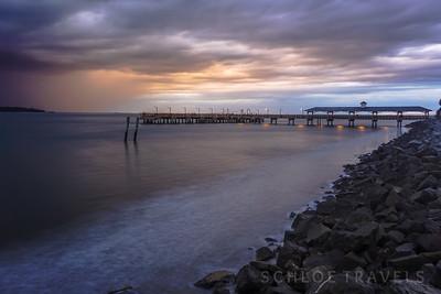 Pier | St. Simons Island, Georgia