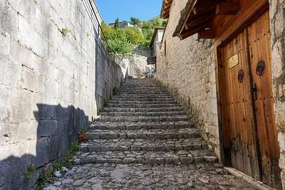 Town Steps | Bosnia
