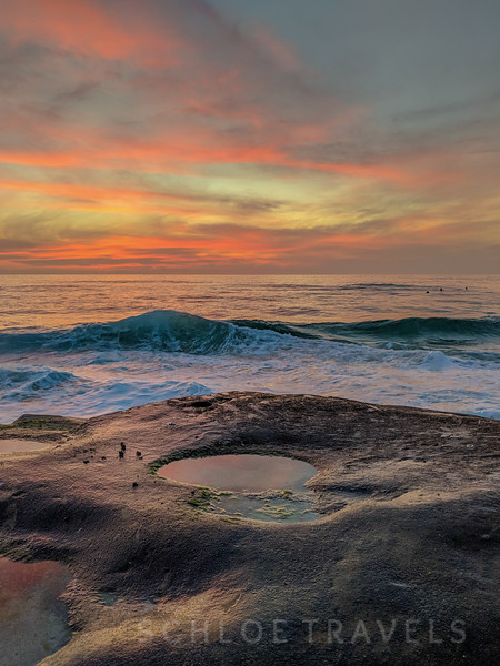 Windansea Sunset | San Diego, California