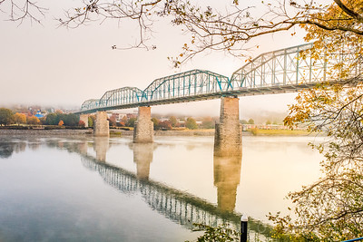 Walnut Bridge | Chattanooga, Tennessee
