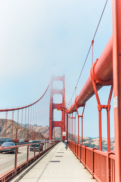 Golden Gate Bridge | San Francisco, California