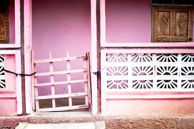 Pink Gate | Haiti