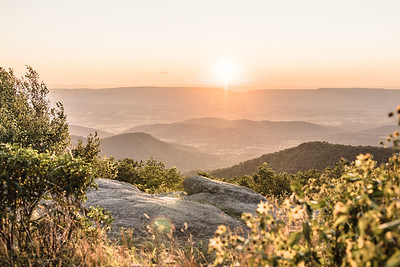 Shenandoah Mountains View | Luray, Virginia
