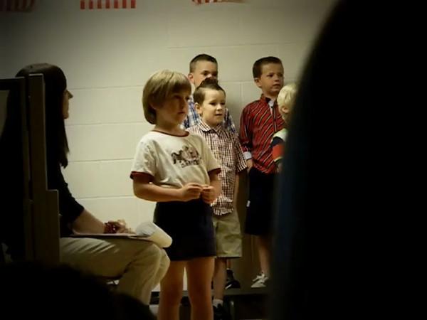 Kindergarten Patriotic Program