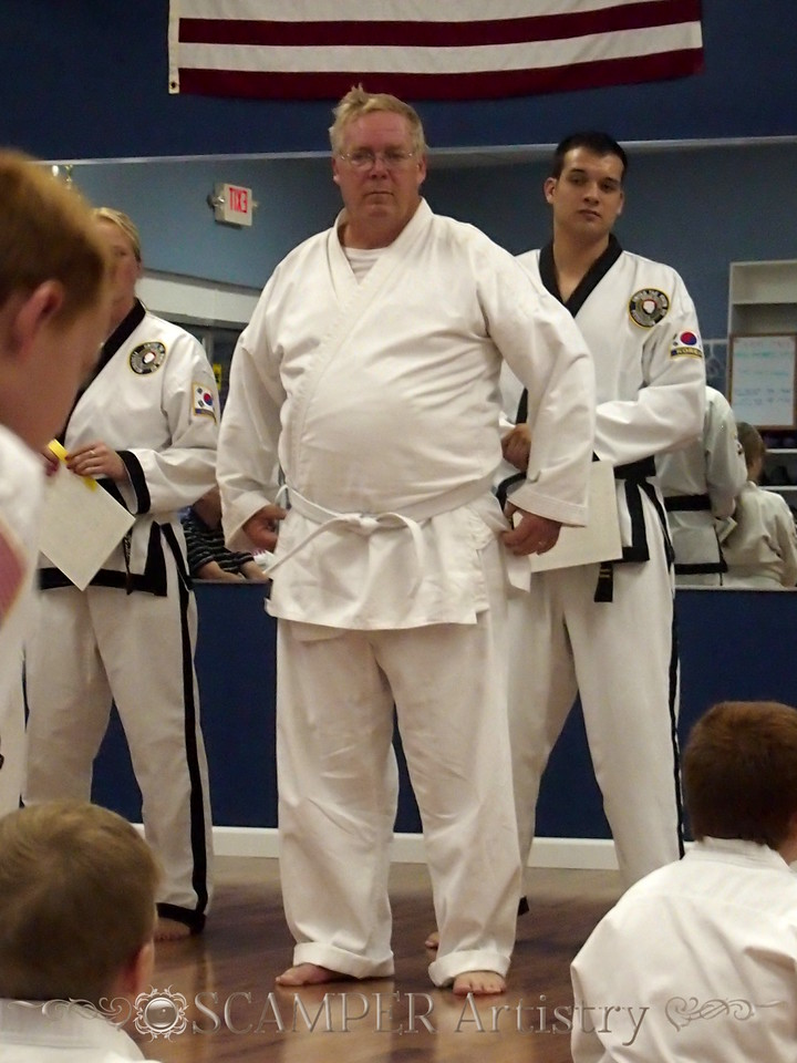 American Tae Kwon Do 2013 2913-09-30, Belt Ceremony