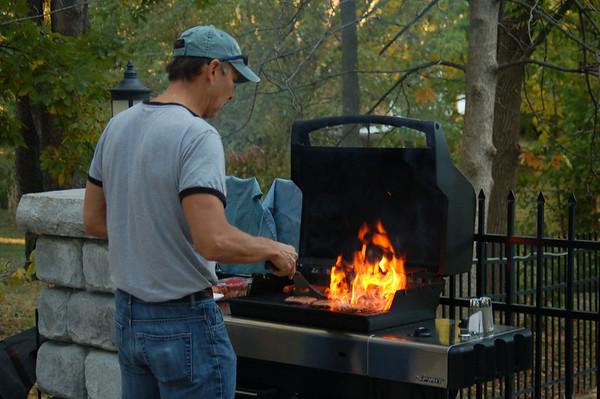 BA YMCA MultiSport Bonfire 2010