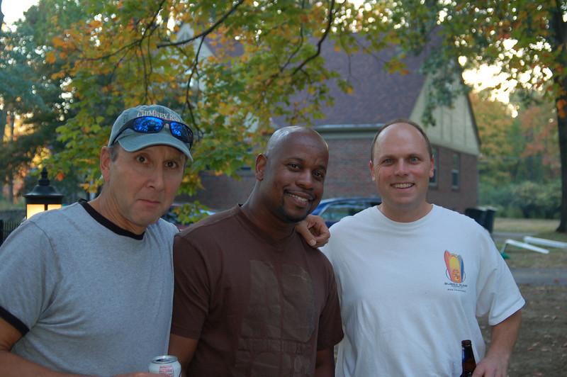 Three Amigos ... or Three Stooges?