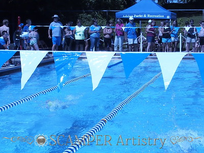 FT Frogs @ Bohn Pool Waverunners, June 23, 2015