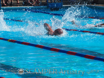 Champs Swim Meet July 29, 2017 held at Delta