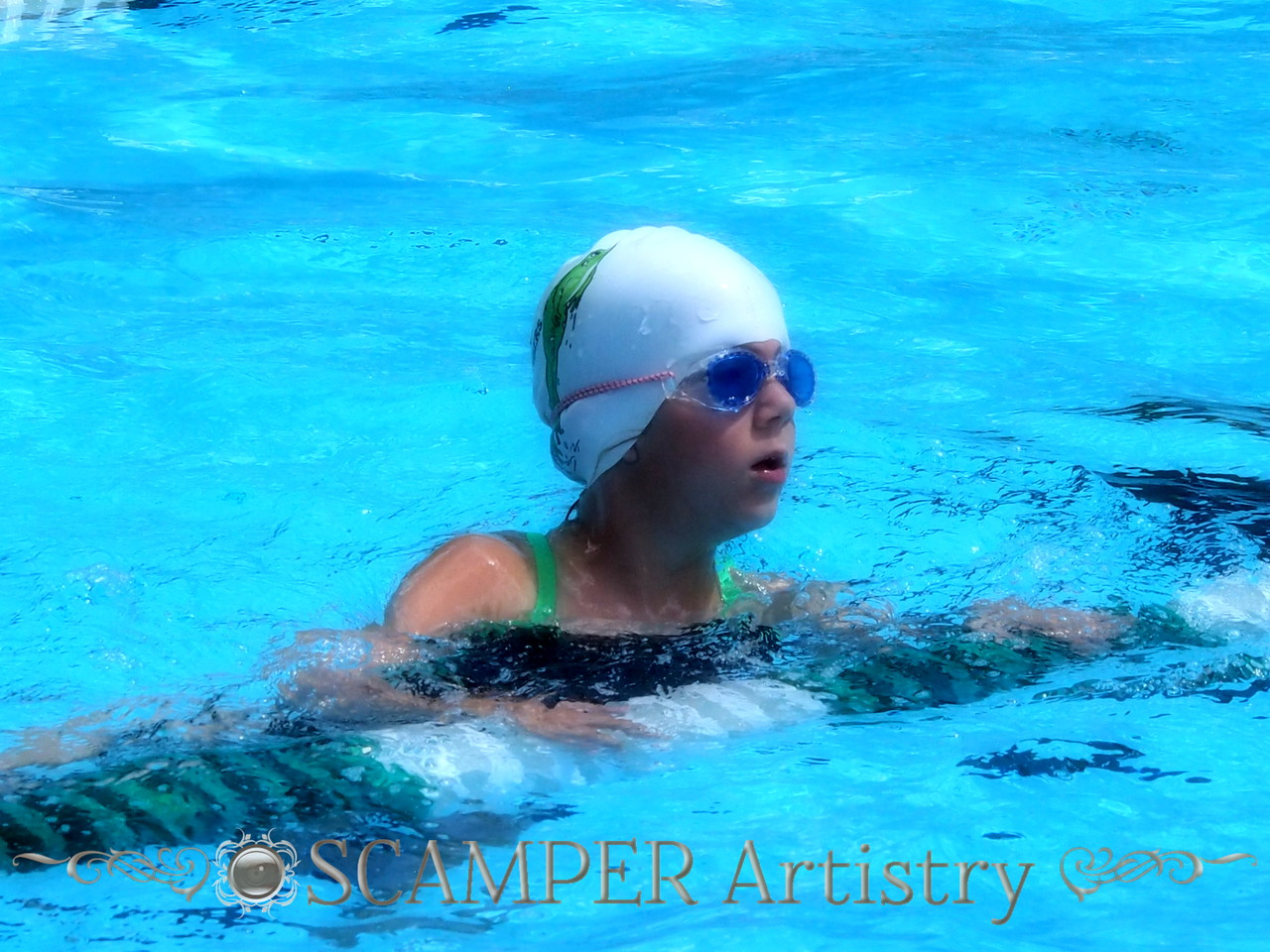 FT Frogs at Brookwood Barracudas, July 15, 2014