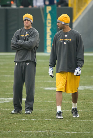Jordy Nelson & Ruvell Martin