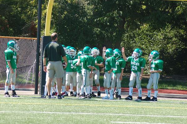 Rocks Football 9-13-09