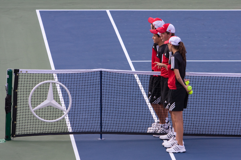 Ball Kids at Rogers Cup