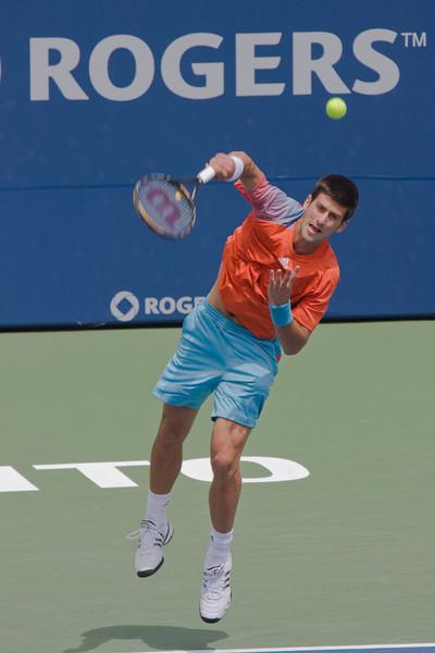 Novak Djokovic World Ranking #3