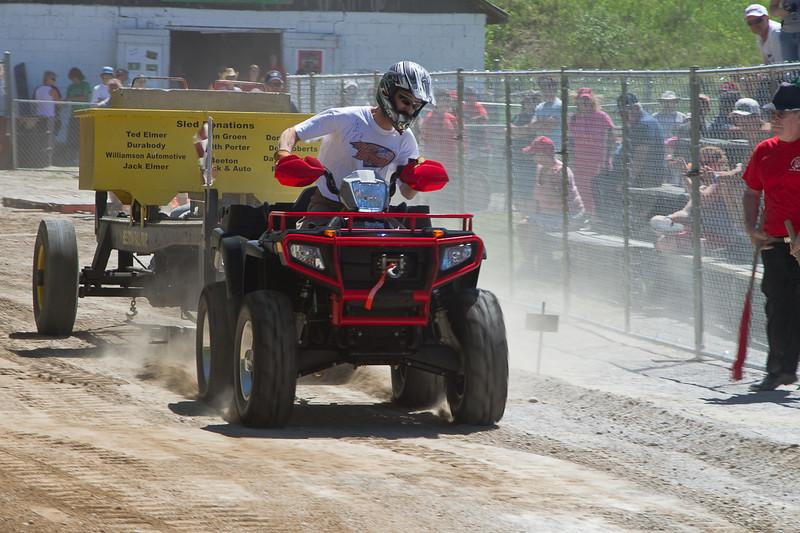 ATV Pull