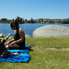 Picnic at Santee Lakes
