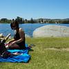 Picnic at Santee Lakes