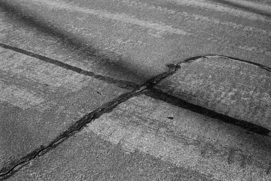 Cracks and Shadows