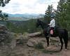 Susan & Comet Cougars' Rock 20130804_122338 il 1 35 sh100