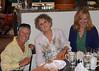 ct Susan & Susan 9151 -- August 21, 2013.  Christina, Susan and Susan Reilly at the Mediterranean Restaurant on Walnut Street in Boulder.