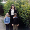 Margaret, Kathryn and Gerard approx 1980