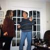 Bertie serenading Bernadette approx 1993