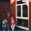 Veronica Tunney and grandghildren Sian and Lauren 1993<br /> Veronica is the wife of Jack Tunney, Kathleen Tunneys (nee Perry) son
