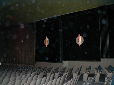 Wall lights w/flash