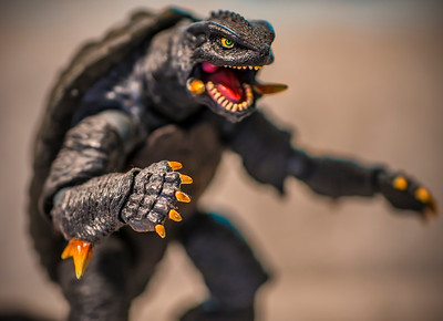 Gamera Guardian of the Universe
