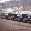 Norfolk Southern Mainline near Lilly, PA