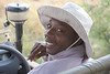 Estes was our driver and guide in Vumubra Plains